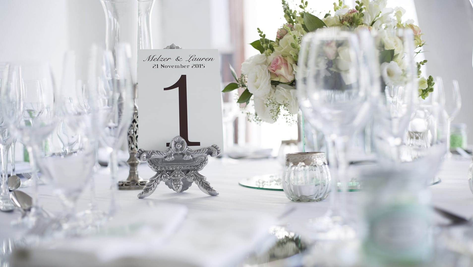 WEDDING PACKAGE ENQUIRY FORM